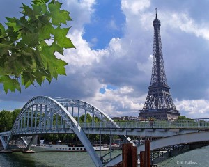 La Tour Eiffel Credit Flickr