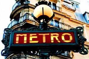 Le Métro Crédit Flickr